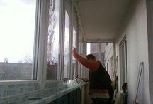 Балконы, лоджии в Челябинске / Балконы, лоджии, обшивка балконов, утепление балконов, остекление балкона. Работы, примеры, идеи для вас.