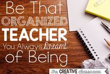 Teacher Tips / These great tips are perfect for the new teacher or the veteran teacher who is looking for great ideas!