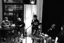 """de rayo en fiesta / presentación de """"de rayo en fiesta"""", alicia b. pastore - ediciones tahiel 2012 el 21-06-2012 en Vivadi Libros Bar"""