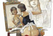 Comics: Jean-Pierre Gibrat