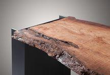 Стол « Тор » / 98 000 р. «Тор» - стол с уникальным нордическим характером. Массивный и мощный, он изготовлен из массива ольхи и стали. Мы сохранили красоту среза, чтобы подчеркнуть скандинавский нрав и лаконичную эстетику – в каждой детали.