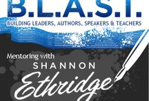 BLAST - Building Leaders, Authors, Speakers & Teachers