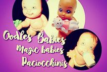OODLES BABIES/MAGIC BABIES/PACIOCCHINIS. (my collect') / ©LauryRow. / https://www.facebook.com/pg/Disneycollecbell%20/photos/?tab=album&album_id=604625619619132