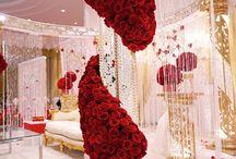 Luxury Weddings / luxury wedding decoration, inspiration http://1stsetting.co.uk/