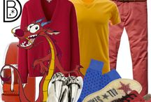 Disney Bound Fashions