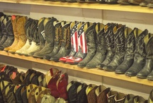 cowboy boots & southern love =) / by Andrea Feldhaus