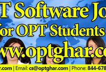 IT Software Jobs in USA / International students who are looking for OPT CPT IT Jobs in USA can apply at OPTGhar.com