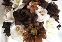 Brown wedding inspiration / Brown wedding inspiration