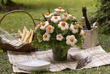 Bouquet Visualfood / Centrotavola in stile #VisualFood