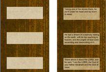 church - bible - Esau/Jacob / by gayla aitken