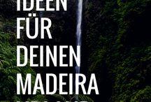 Reisen - Madeira
