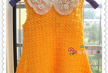 Crear ropa bebe crochet