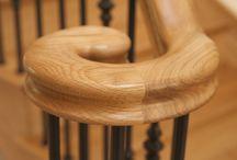 Timber Handrails