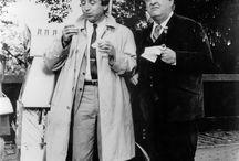 """""""The Producers/Poducenci"""" 1968 / Komedia Mela Brooksa, która dostała Oscara za najlepszy scenariusz oryginalny. Chyba jedna z najlepszych komedii na Świecie :D"""