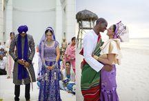 Indian & Nigerian Wedding Insp