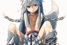 Fenrir [Character - Rage of Bahamut]