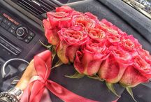Luxury Flowers Boxes / Comanda cutii cu trandafiri Buchetino!  www.buchetino.com ☎️ 0723949413  B-dul Mircea Voda no.34
