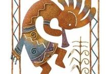 Folk art - Kokopelli