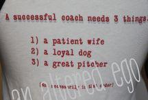 Life of a Coach's Wife / by Stephanie Flake