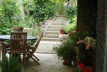 jardim secreto / Jardim e flores