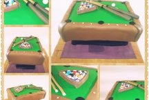 ⚽ Sport cakes