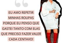 Frases/Fashion Quotes