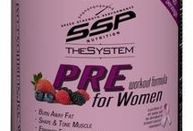 "Pre Workout for Woman / ""PRE For Women"" Addresses the critical needs of female athletes before and during physical performance and competition by enhancing energy levels, establishing focus, providing strength and endurance, maintaining hydration and preventing the burning of coveted lean muscle."