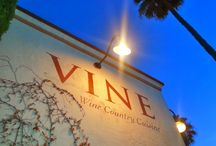 Vine Restaurant and Bar -  Authentic Wine Country Cuisine