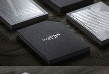 business card concepts