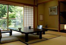 Japońskie wnętrze