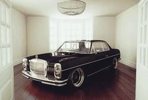 Mercedes W114, 115
