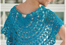 Crochet - Scarfs, shawls / Scarf's , Prayer Shawls