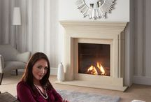 Sovereign Stone Fireplaces / Range of Stone and Marble fireplace surrounds