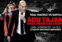 Prediksi Real Madrid vs Napoli