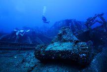 Scuba Diving Locations