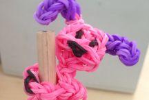 rainbow loom stylo