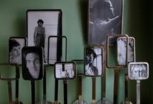 displaying photos / by JEANNIE KIM