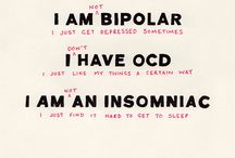 Stop stigmatising Mental Illnesses/Learning Difficulties