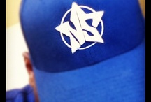 NS Style / Various items that display NorthStarr Media Group's logo.
