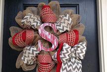 wreaths / by Jessica Bachmann