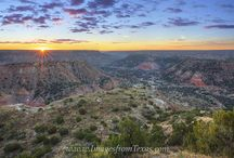 Palo Duro Canyon / Here are a few photographs from Palo Duro Canyon in the Texas Panhandle
