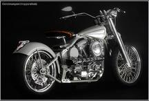 Moottoripyörät / motorcycles