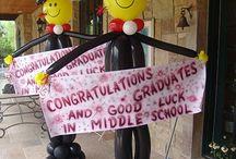 ideas fiesta de graduación