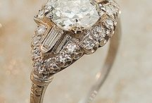 Engagement and Wedding Ring Ideas