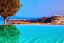 Greece Travel Goals