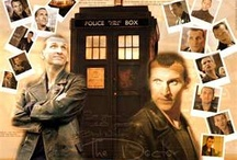 The Doctor / by Cassandra Poling