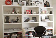Bookcases / by Barbara