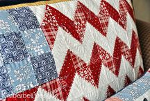 Quilting Love:  Pillows
