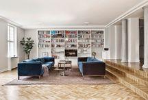 Blue Sofa Combos