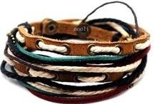 handmade mens jewelry / by Bette Koslow
